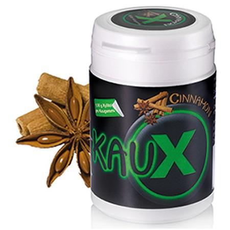 KauX cinamono skonio kramtomoji guma