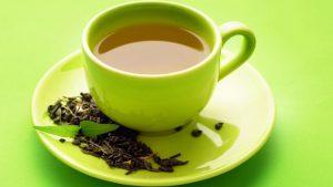 dantenu ligos zalia arbata