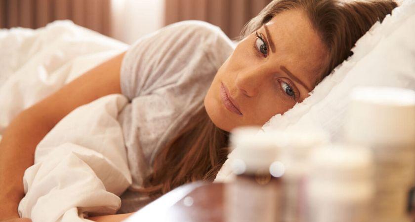 antidepresantai sausa burna | burnos sausumas