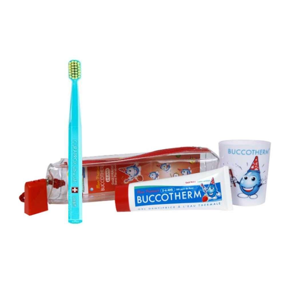 Buccotherm vaikiškas rinkinys su terminiu šaltinio vandeniu