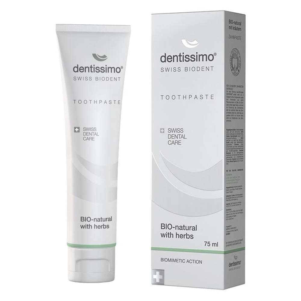 Dentissimo BIO-natural with herbs