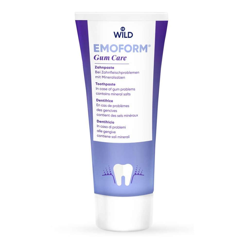 Emoform Gum Care dantu pasta jautrioms dantenoms